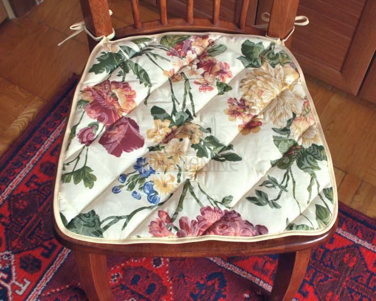 Шьем подушку на стул - 31 Января 2016 - Нина Джанин